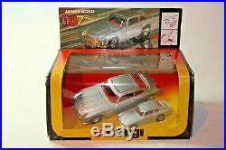 Corgi 1361, James Bond 007, Aston Martin Twin Pack, Near Mint in Original Box