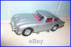 Corgi #261/270 James Bond 007 Aston Martin DB5 Goldfinger Thunderball