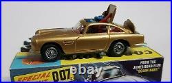 Corgi 261 James Bond 007 Aston Martin Db5 1965 The Original Corgi Bond Car