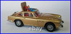 Corgi 261 James Bond 007. Aston Martin Db5 Goldfinger 1965