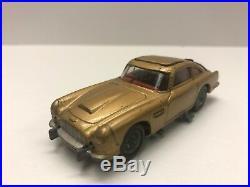 Corgi 261 James Bond 007 Car Used With A/M Box