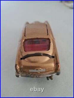 Corgi 261 James Bond Aston Martin Boxed all Original