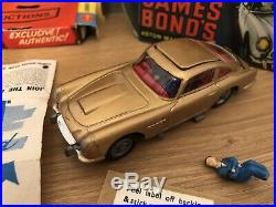 Corgi 261 James Bond Aston Martin Db5, Complete Box And Instructions