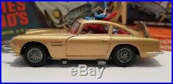 Corgi 261 James Bond Aston Martin Db5. Mint Boxed Ex Factory Stock