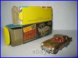 Corgi 261 James Bond Goldfinger Original and complete fully working set