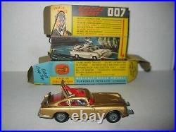 Corgi 261 James Bond Goldfinger Original complete fully working set, excel cond