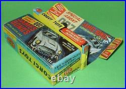 Corgi / 261 James Bond's Aston Martin DB5 / Original & Boxed