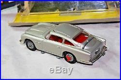 Corgi 270 Bond Aston Martin, Near Mint Condition in Excellent Original Winged Box