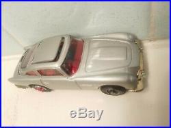 Corgi #270 James Bond 007 Aston Martin DB5 Vintage Original Mint