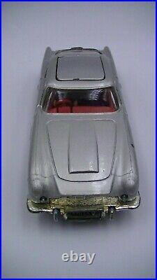 Corgi 270 James Bond 007 Vintage1970 Aston Martin Slimline Window Box In VG Cdn