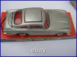Corgi 270 James Bond Original Close Mint Car Age Worn Original Box As Shown