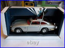 Corgi 271 James Bond 007 Aston Martin Mint Old Shop Stock