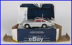 Corgi 271 James Bond Aston Martin DB5. 1st 136 Scale Issue. MINT/MINT Box. 1978