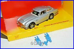 Corgi 271 James Bond Aston Martin, Mint, Rare Cream Interior, Box with Header