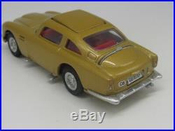 Corgi Cc04203 James Bond 007 Gold Aston Martin Db5 50th Goldfinger Anniversary