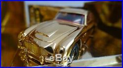 Corgi Classic James Bond Aston Martin DB5'Gold Ingot EXTREMELY RARE