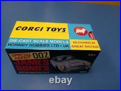 Corgi Hornby James Bond 007 Aston Martin D. B. 5 #04204 New