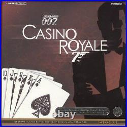 Corgi James Bond 007 Casino Royale Aston Martin DB5 and DBS 2006 Raw First Shot