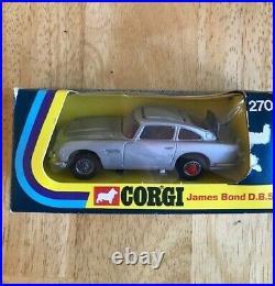 Corgi James Bond Aston Martin DB5