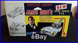 Corgi/Playcraft James Bond Aston Martin D. B. 5 M