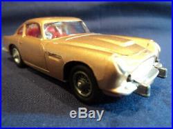 Corgi Toys 1960's 007 James Bond Aston Martin DB5 No 261 N/MINT Ex Shop Stock