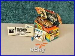 Corgi Toys 261, Aston Martin, James Bond, 007, VERY RARE, F. A. O Schwartz New York