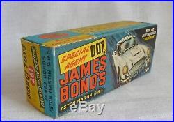 Corgi Toys 261 James Bond Aston Martin
