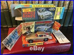 Corgi Toys James Bond Aston Martin DB5 No. 261