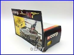 Corgi Toys Twin Pack 007 James Bond 1361 Very Scarce Aston Martin Db5