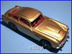 Corgi Toys Vintage 261 James Bond 007 Db5 Aston Martin Secret Agent Car Rare
