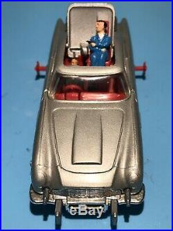 Corgi Toys Vintage 270 James Bond 007 Db5 Aston Martin Set In Rarer Slimline Box