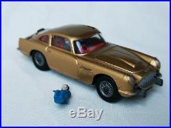 Corgi Toys no. 261 James Bond's Aston Martin D. B. 5 James Bond 007 Boxed