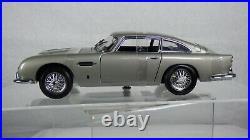 Craig Connery Autoart 1/18 Aston Martin DB5 007 James Bond Toy Car Collectible