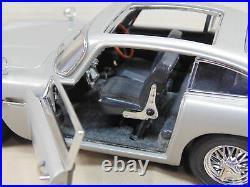DANBURY MINT 1964 ASTON MARTIN 007 DB5 JAMES BOND 1/24 SCALE DIECAST CAR WithBOX