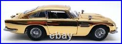 Danbury Mint 1/24 Scale 007001 Aston Martin DB5 James Bond 007 Gold