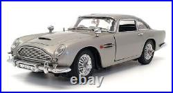 Danbury Mint 1/24 Scale DB5007 Aston Martin DB5 James Bond 007 Silver