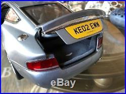 Danbury Mint 112 Kyosho James Bond Aston Martin Vanquish