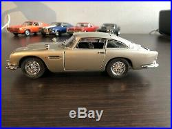 Danbury Mint 1964 Aston Martin DB5 James Bond Edition Goldfinger 124 Diecast