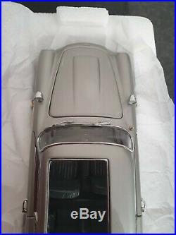 Danbury Mint Aston Martin Db5 Silver Birch James Bond 007