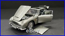 Danbury Mint James Bond 007 Aston Martin Db5 1/24 No Box