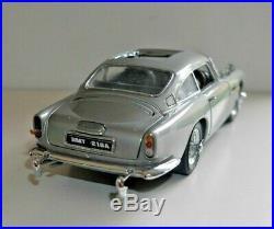 Danbury Mint James Bond 007 Diecast Aston Martin Db5 Mint In Box Rare E189