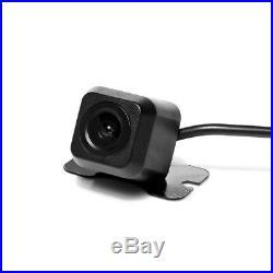 Double 2 DIN Car Stereo SD/USB/AUX Remote Control Head Unit MP3 Player + Camera