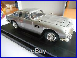 ERTL Joyride 33745 1965 Aston Martin DB5 James Bond 007 Goldfinger 118 +box