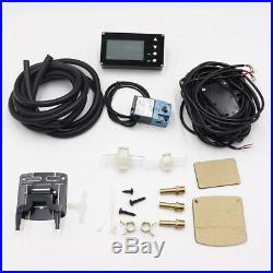 EVC Electronic Boost Controller W Turbo Sensor &Electronic Valve/Car Meter/Boost