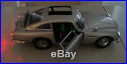 Eaglemoss 18 James Bond 007 Aston Martin DB5 Modell Huge & Heavy Light & Sound