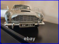 Eaglemoss James Bond 007 Aston Martin DB5 1/8 j048800140542blh