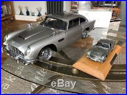 Eaglemoss James Bond Aston Martin 18 Part Build