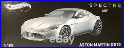 Elite Edition Aston Martin DB10 James Bond 007 From Spectre Movie 1/18 Diecas