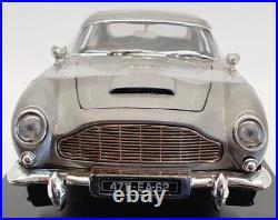Ertl 1/18 Scale Diecast 33745 1965 Aston Martin DB5 Goldfinger James Bond 007