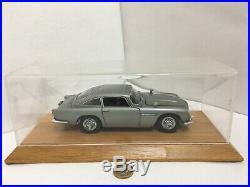 Franklin/danbury mint 124 james bond 007 1964 Aston Martin db5 Classic model